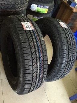 Lốp Toyota Fortuner 265/65R17