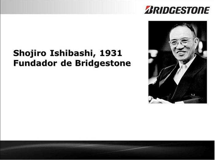 Chân dung Shojiro Ishibashi - người sáng lập thương hiệu Brigestone